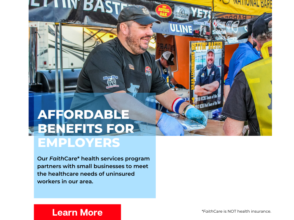 faithcare branson affordable benefits for employers